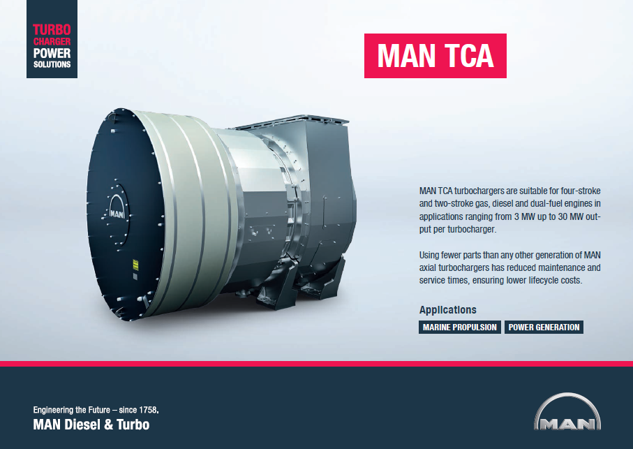 tca product fact sheet